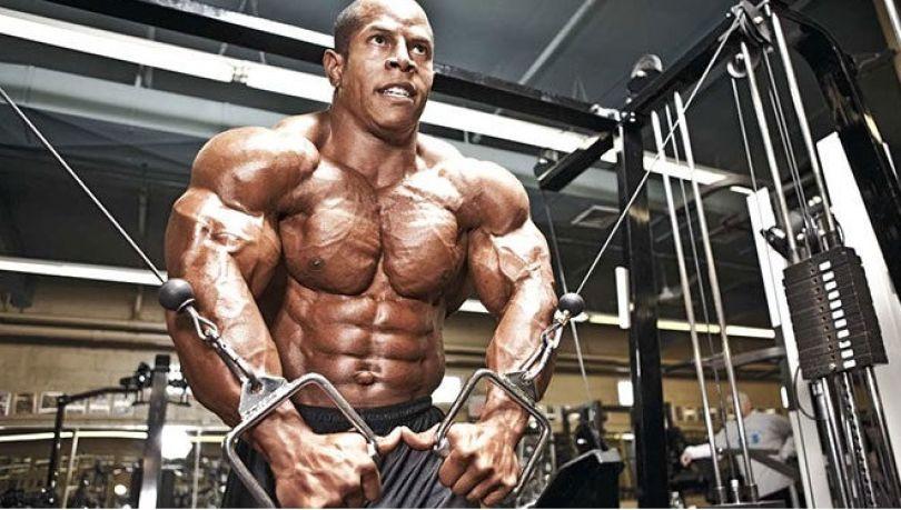افزایش قدرت عضلانی بدون افزایش حجم عضله - هونل پورتال